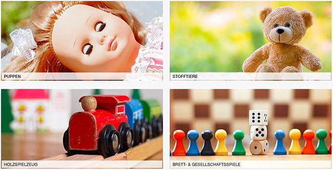 Spielzeug bei eBay Nur heute! 10% Rabatt auf Spielzeug bei eBay