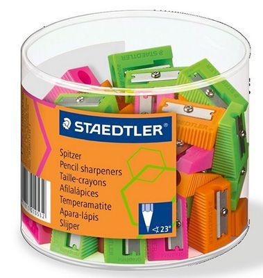 Preisfehler! 60 Staedtler Spitzer im Köcher Display für 5,28€