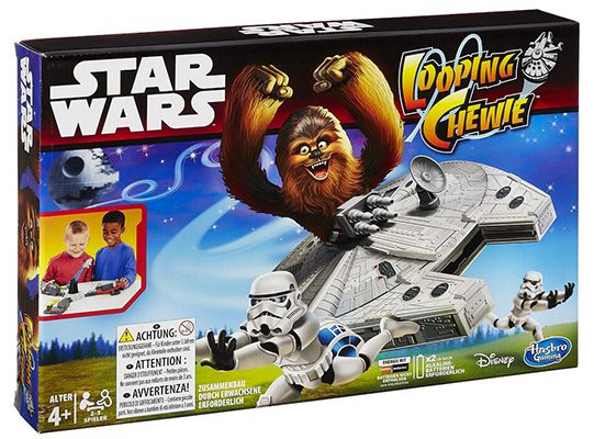 Hasbro Star Wars Looping Chewie ab 15,99€