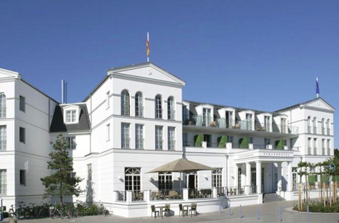4,5* Steigenberger Strandhotel Zingst  3   7 Übernachtungen ab 59€p.P.N.