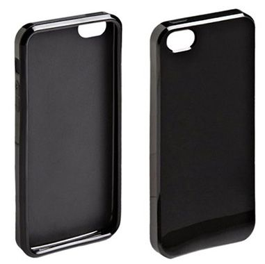 TPU Schutzhülle mit Displayschutz iPhone 5 TPU Schutzhülle mit Displayschutz ab 0,67€