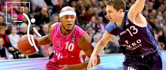 Telekom Baskets Bonn 2 Tickets für ein Bundesliga Spiel nach Wahl der Telekom Baskets Bonn ab 20,50€