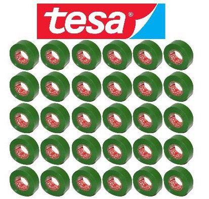 30 Stück Tesa Isolierband 10m x 19mm Green für 14,99€