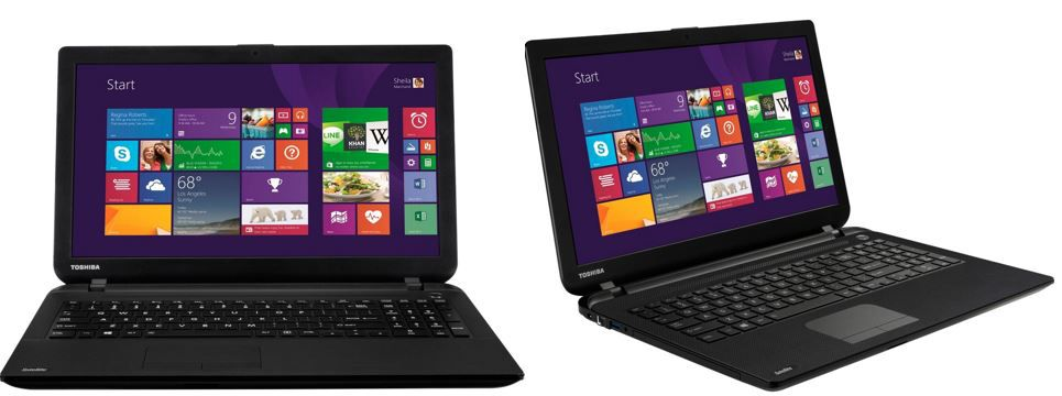 Toshiba SATELLITE C50 B 17R   15,6 Notebook Intel Quad Core, 1 TB HDD + Windows 8.1 für 389€