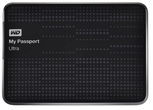 WD My Passport 2 TB Ultra