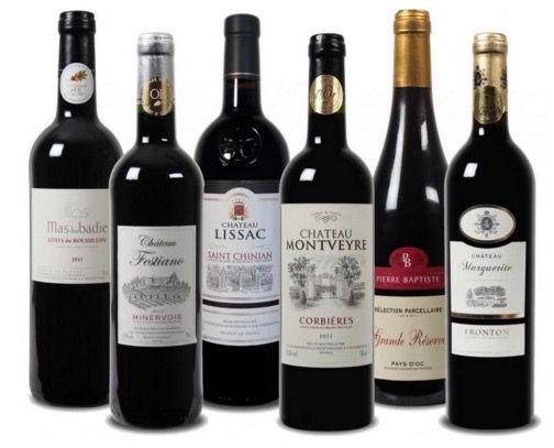 Weinvorteil Weinvorteil heute mit 50% Rabatt auf alle Probierpakete + VSK frei