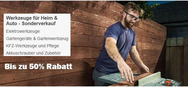 Guter Werkzeugsale bei eBay (z.B. Bosch Heckenschere für 159€ statt 199€)
