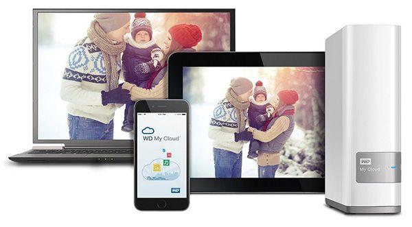 Western Digital WD My Cloud NAS + 6TB für 219,88€   WD recertified!