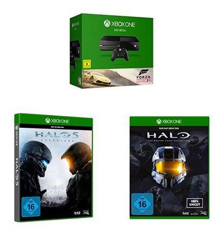Xbox One Mega Pack mit 3 Spielen für 344€ (statt 448€)
