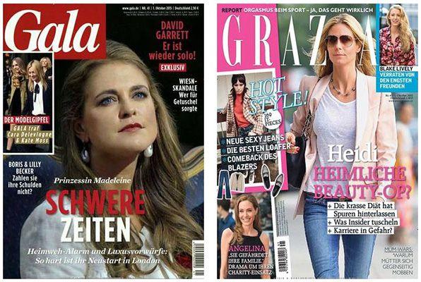 Zeitschriften Abos