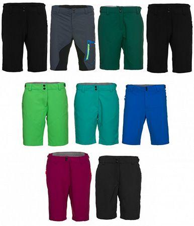 Ziener Damen Fahrrad Hose in verschiedenen Farben für je 11,99€ (statt 23€)