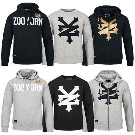 Zoo York Herren Sweathirts Zoo York Herren Sweathirts & Hoodies für je 18,99€