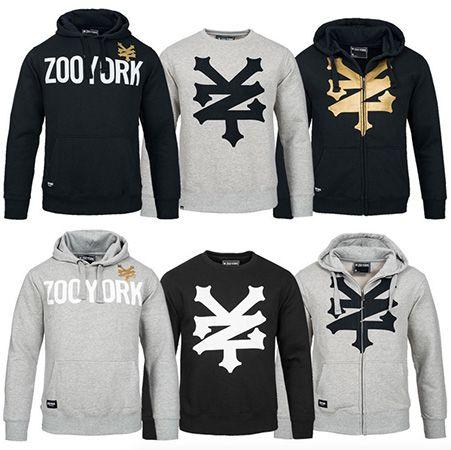 Zoo York Herren Sweathirts & Hoodies für je 18,99€