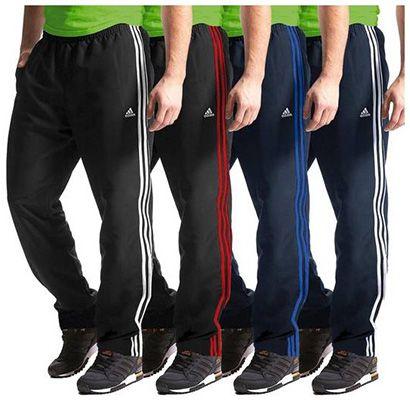 adidas CR Essentials 3S Woven Trainingshose für 28,95€