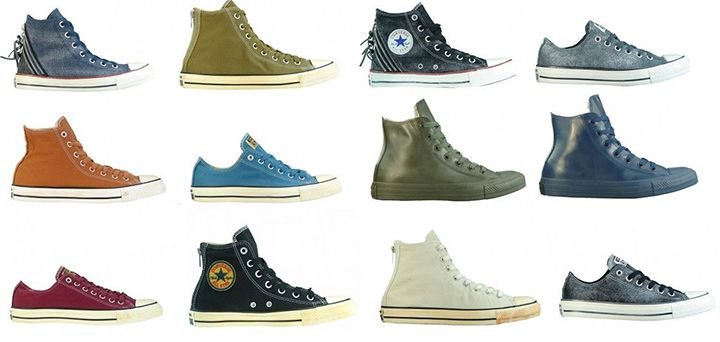 Converse Chucks  All Star für 44,99€