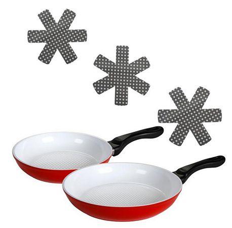 culinario Keramikpfannenset