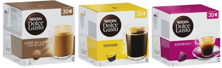 Nescafé NDG 90 Magnum Kapseln ab 19,98€