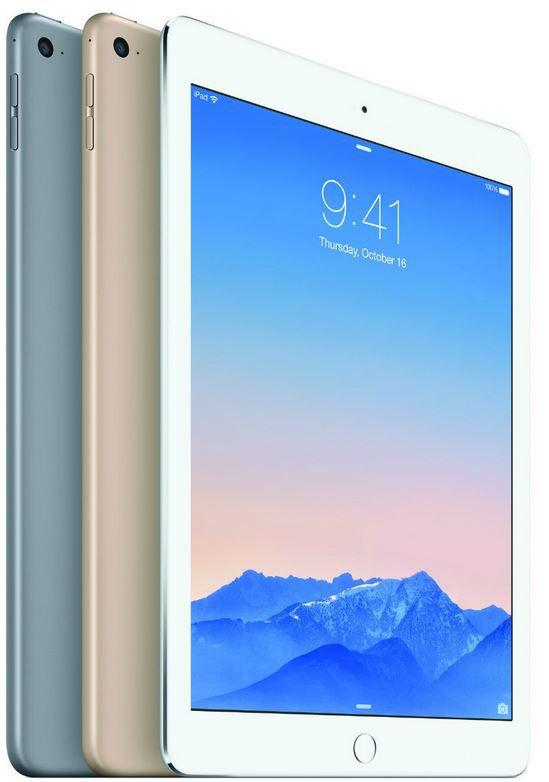 Apple iPad Air 2   LTE 16GB wie Neu für 279€ (statt 392€)