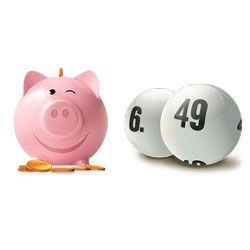 15 Rubellose + 1 Tippfeld EuroJackpot + 1 Tippfeld Lotto6aus49 für 0,49 EUR anstatt 7,50 EUR (Neukunden)