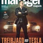 6 Monate manager Magazin für 54€ + 55€ Gutschein