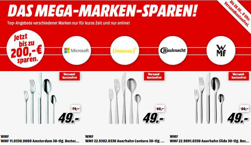 Intenso 128GB SSD für 39€ im MediaMarkt: Das Mega Marken Sparen