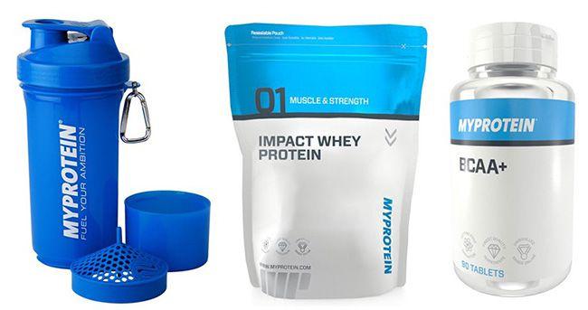 myProtein Angebote Bis zu 25% Rabatt bei MyProtein + gratis Smartshaker zu jeder Bestellung