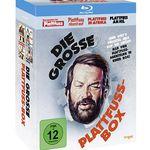 Bud Spencer – Die große Plattfußbox mit 4 Blu-rays für 15,93€