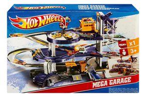 Hot Wheels Große Parkgarage von Mattel ab 33,99€ (statt 53€)