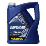 5 Liter MANNOL Extreme 10W-40 Motoröl für 11,95€
