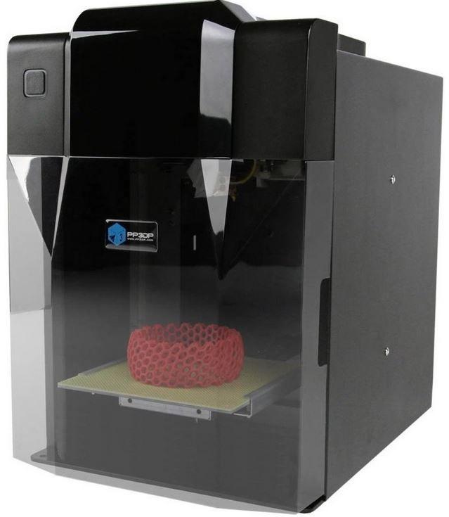 3D Drucker PP3DP UP   mini 3D Drucker statt 614€ ab 296,65€