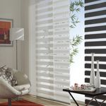 Gardinia Flächenvorhänge 60x245cm – in Weiß oder Grau für 24,99€