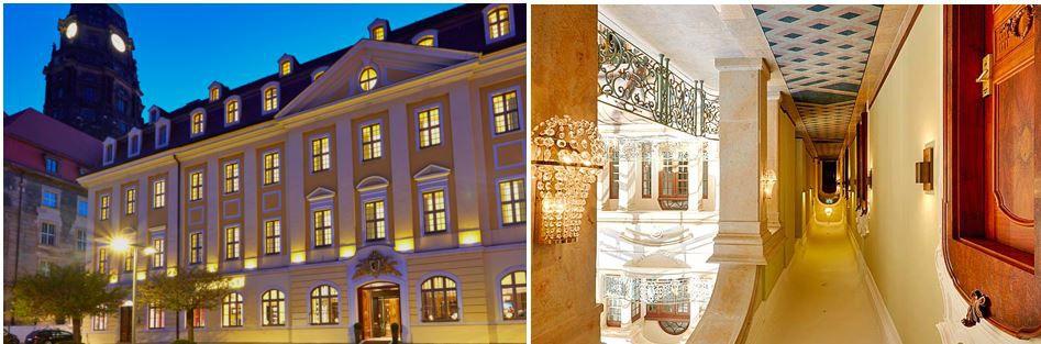 5* Gewandhaus Hotel Dresden   direkt im historischen Zentrum ab 124€ p.P.