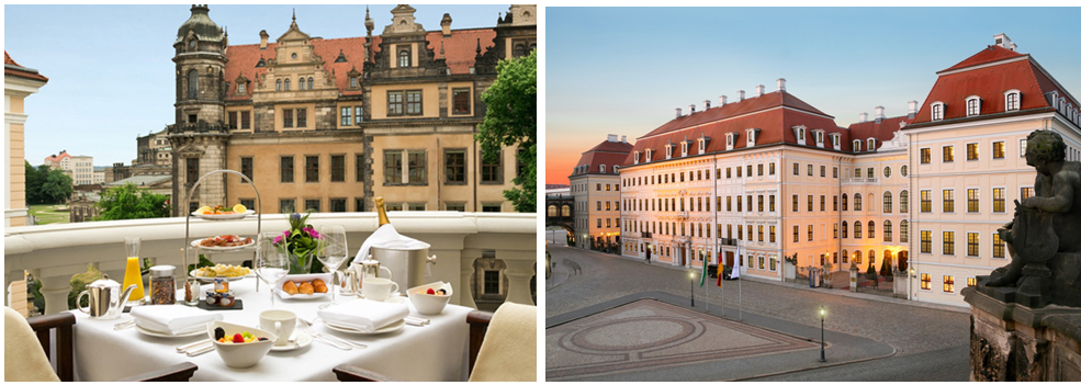 5* Top Hotel Taschenbergpalais Kempinski Dresden   in bester Lage ab 149€ p.P.N.