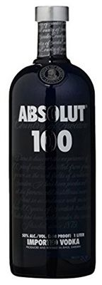 Absolut Wodka 100 Absolut Wodka 100   0,75 Liter ab 16,99€