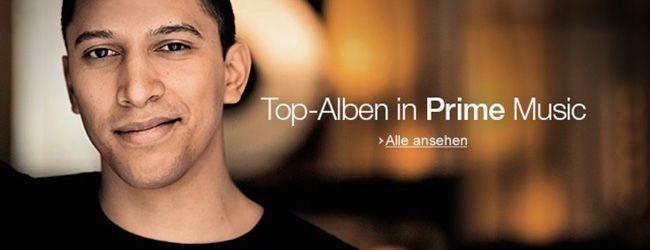 Amazon Prime Music in Deutschland verfügbar