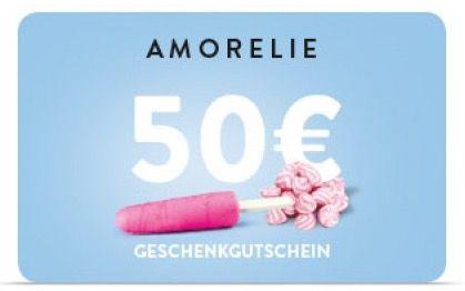 50€ Amorelie Gutschein für 19,90€