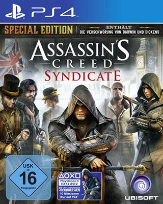 Assassins Creed Dyndicate Assassins Creed: Syndicate (PS4) für 38,90€ (statt 46€)