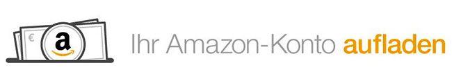 Aufladen des Amazon Kontos Nur heute! 5€ geschenkt beim Aufladen Amazon Kontos mit 100€