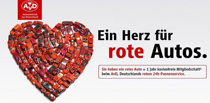 Kostenlos: 1 Jahr Mitgliedschaft HELP PLUS beim AvD statt 65€