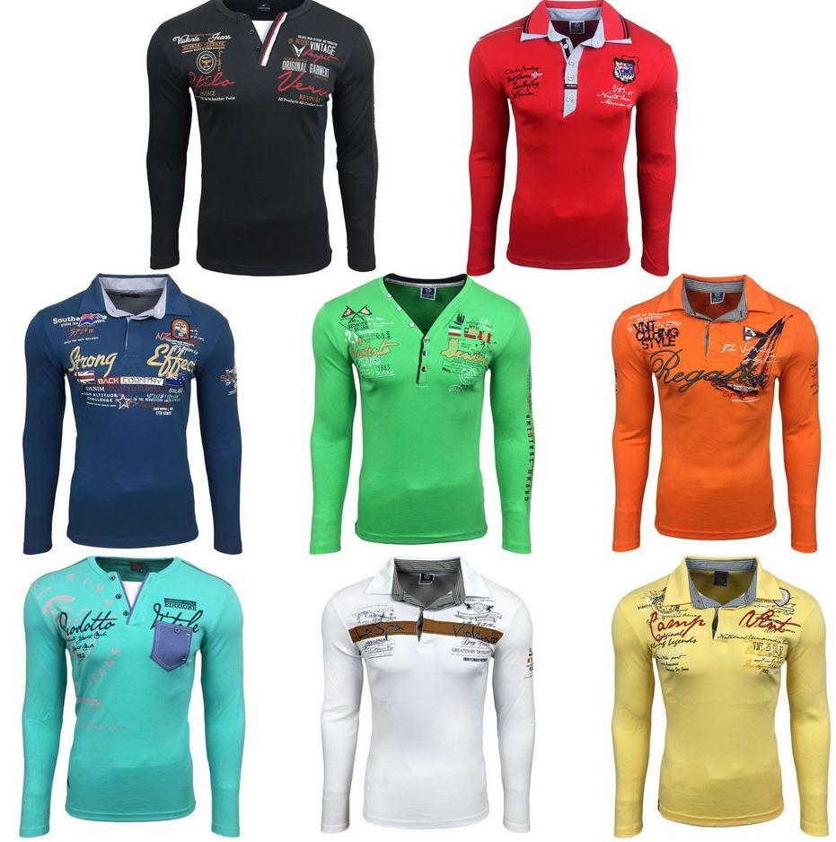 Avroni Avroni   67 Herren Longsleeve Shirts  für je 14,99€