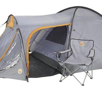 Grand Canyon Morgan 3 4 Personen Zelt für 47,50€ (statt 90€)