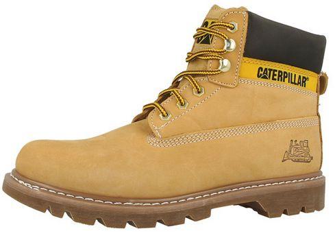 Caterpillar CAT Colorado Leder Boots je Paar 37,99€ (statt 52€)