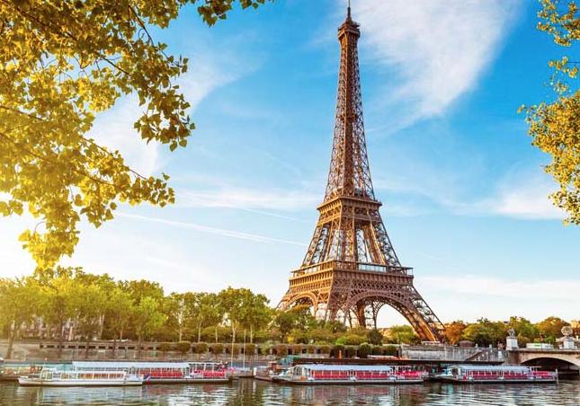 Paris für 2 5 Tage ab 50€ p.P. inklusive Frühstücksbuffet
