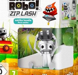 Chibi Robo!: Zip Lash   amiibo Bundle (3DS) für 7,98€ (statt 10€)