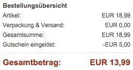 Plemo Premium Regenschirm 94cm ab 13,99€