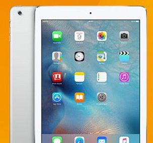 iPad Air 2 16GB WLAN + AppleCare + F Secure Freedome für 429€
