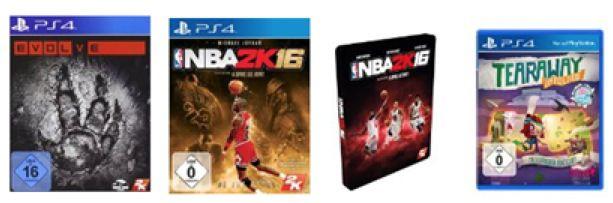 Games für PS4, xBox One oder PC reduziert bei Amazon