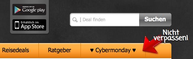 Los gehts! Cyber Monday Woche gestartet   Keine Deals mehr verpassen