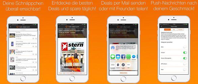 Neue iOS & Android Apps testen und fette Preise gewinnen im Wert von über 2.500€