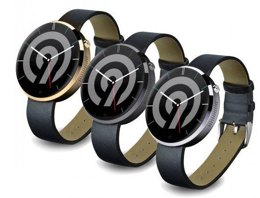 NINETEC Smart9 G2 Smartwatch (iOS und Android) für 49,99€